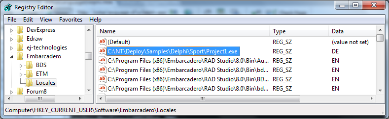 Delphi Localization, VCL, C++Builder, FMX, FireMonkey